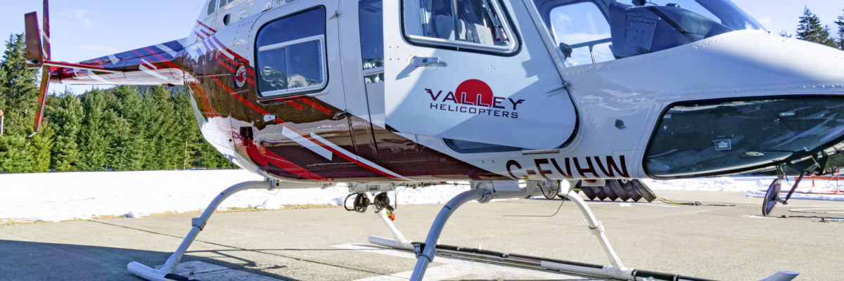 Bell 206L HEC System